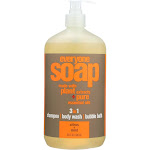 EO Products EveryOne Liquid Soap, Citrus and Mint - 32 fl oz bottle