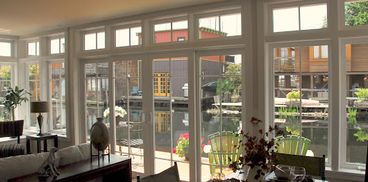 Seattle Houseboats | Seattle Houseboats in Lake Union and Portage Bay
