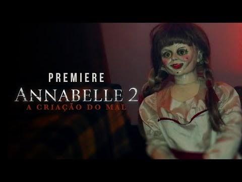 Premiere de Annabelle 2 - A Criação do Mal