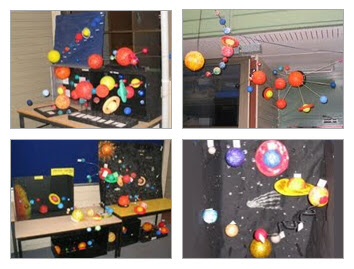 Solar System Projects