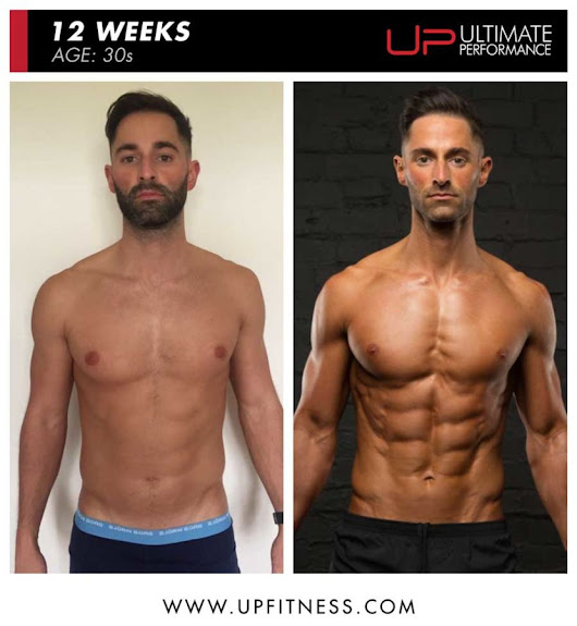 Paul Sculpted This Incredible 12-Week Body Training Online - Ultimate Performance