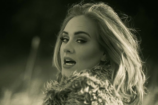 ADELE - Hello (video+lyrics)