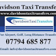 Taxi & airport transfer service based in St Andrews, Fife, UK