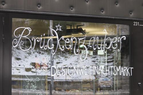 Brückenzauber Designweihnachtsmarkt im Viadukt Zürich