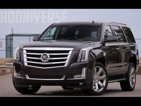 2015 Cadillac Escalade drops the guilty and ups the pleasure  | Hooniverse