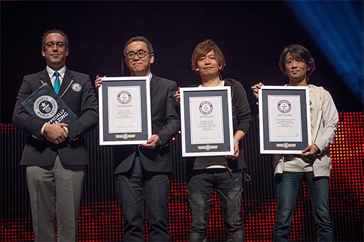 Congratulations, Final Fantasy XIV Sets Guinness World Records!