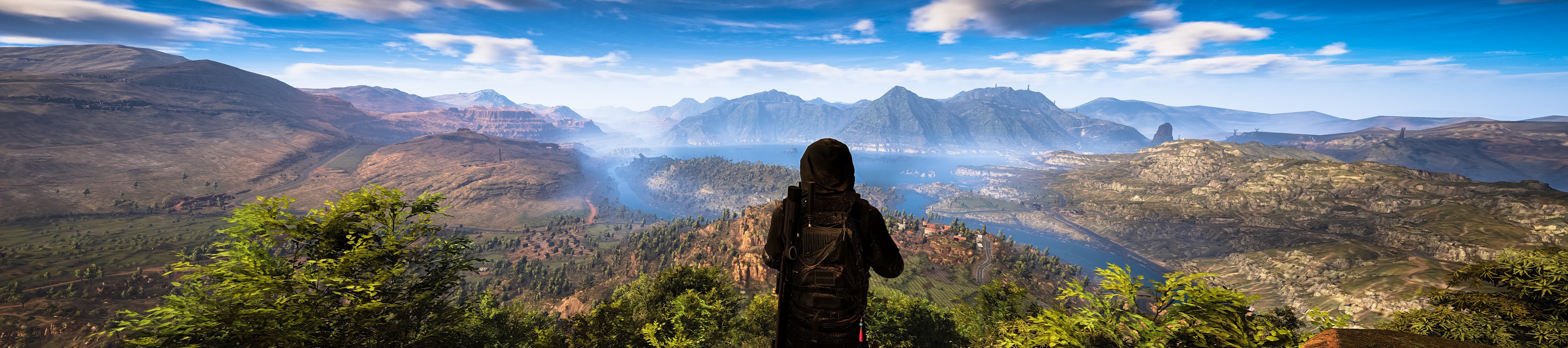 Tom Clancys Ghost Recon Wildlands 4k Ultra Hd Wallpaper High