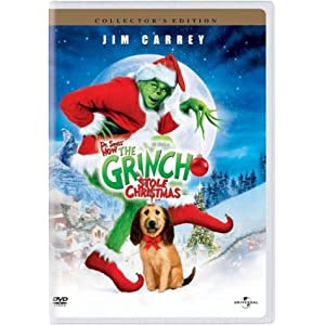 Dr. Suess' How the Grinch Stole Christmas (Full Screen)