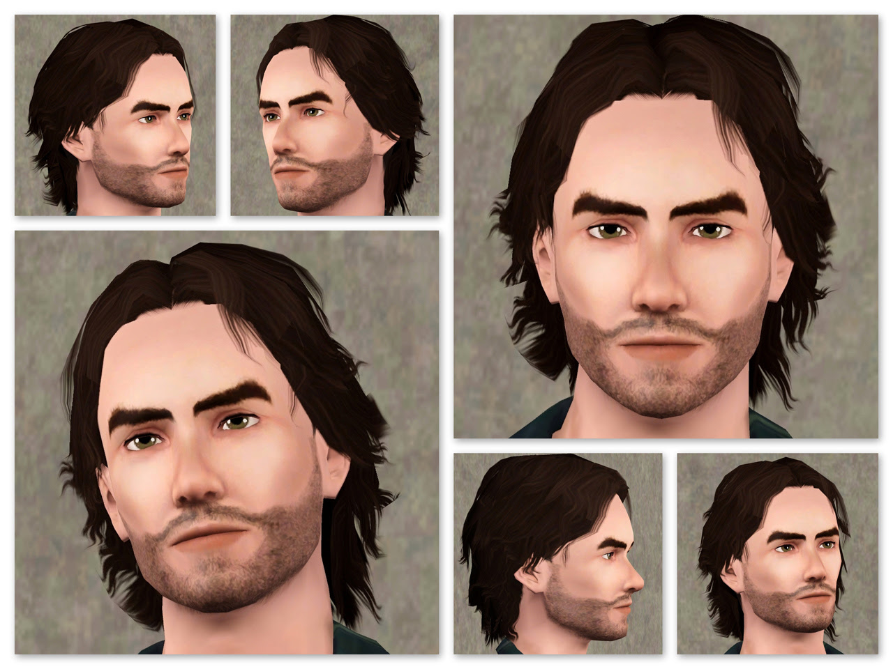 In-Game Closeups