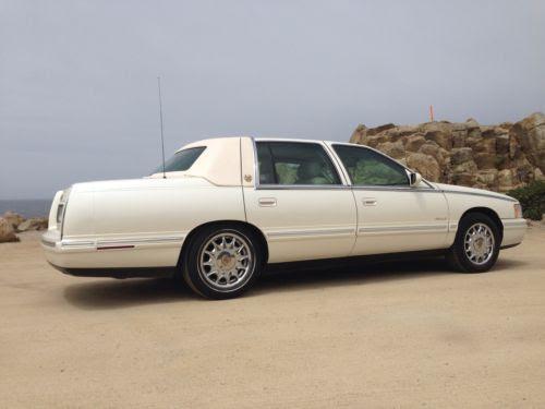 Find used 1997 Cadillac DeVille Base Sedan 4-Door 4.6L in ...