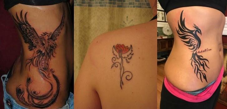 Significado Das Tatuagens De Fénix