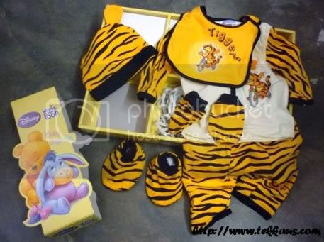 Disney Tiger Baby Gift Set