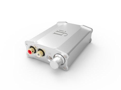 iFIオーディオ USB入力専用デジタルヘッドフォンアンプDAコンバーター/DDコンバーター/USB入力専用プリアンプiFI-Audio nano iDSD