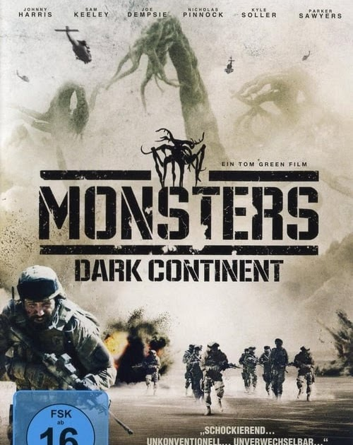 Monsters Dark Continent Stream German