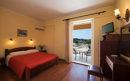 Single Room | Hotel in Corfu Town | Sunset Hotel Corfu Town