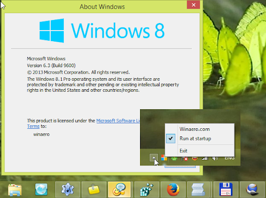 Remove the Start button in Windows 8.1 with StartIsGone - Community Apps
