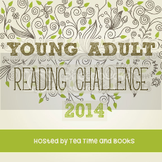 YA Reading Challenge 2014