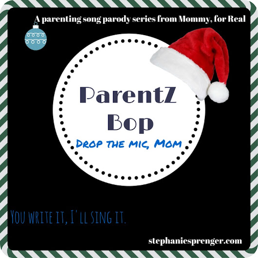 ParentZ Bop: What Moms REALLY Want for Christmas - Mommy, For Real