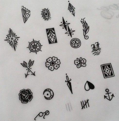 Tatuarse Los Dedos Cada Día Más De Moda Belleza