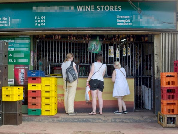 Liquor shops closed on Election day