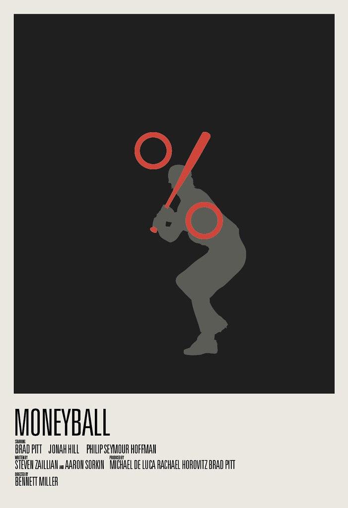 Moneyball by Hunter Langston