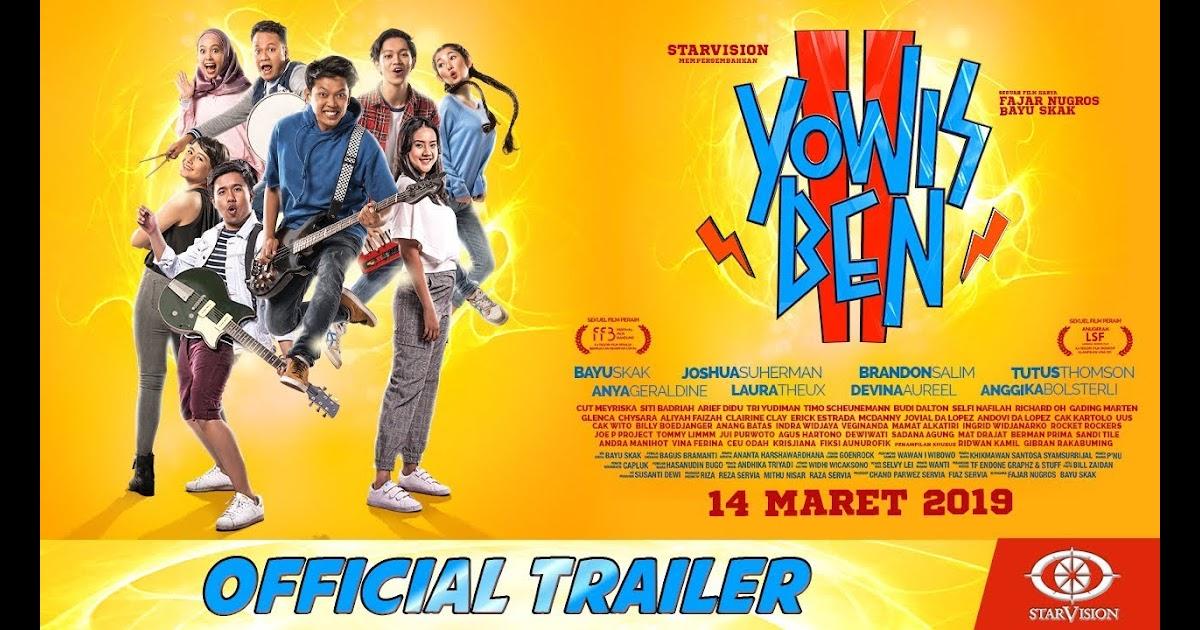 Download Film Yowis Ben 2 (2019) WEBDL Blu-Ray Full HD ...