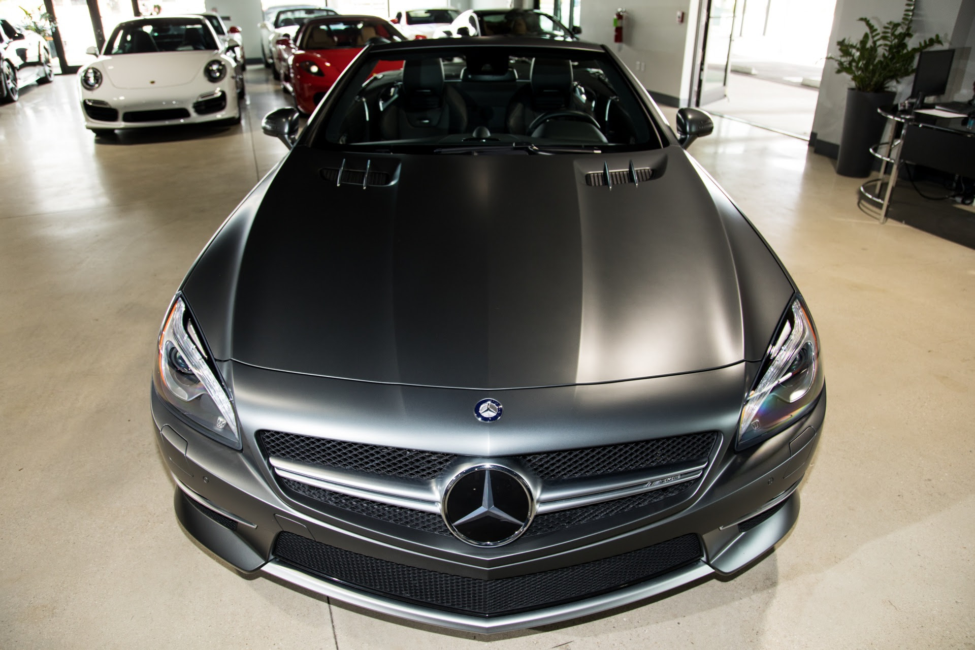 Used 2016 Mercedes-Benz SL-Class AMG SL 63 For Sale ...