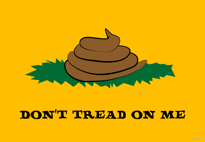Atw What Does Dont Tread On Me Mean Slang By Dictionarycom