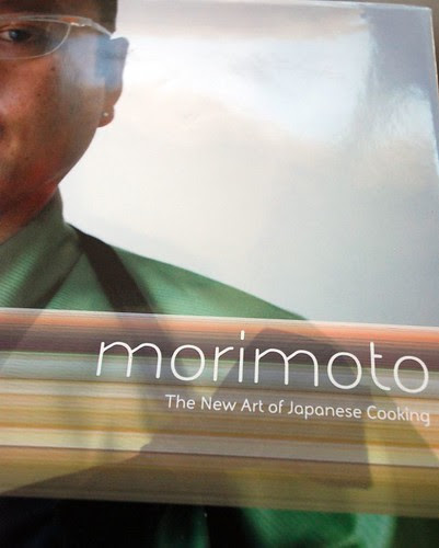 chef morimoto new japanese cooking