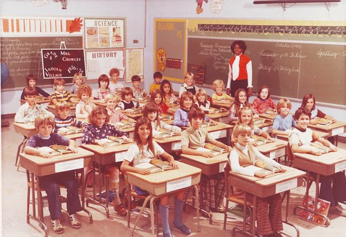Indian Village Elementary School, 1976-77