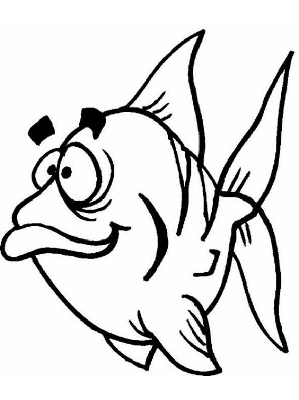 39 fische zum ausmalen und ausdrucken - besten bilder von
