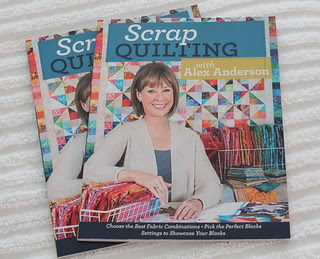 Alex Anderson's Scrap Quilting