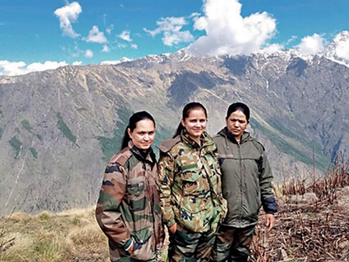 In a first, women patrol Nanda Devi forests at 14,500 feet