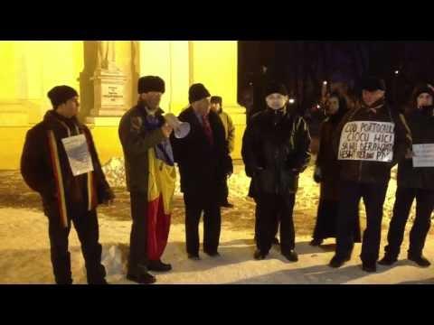 [VIDEO] 40 de zile de proteste la Suceava