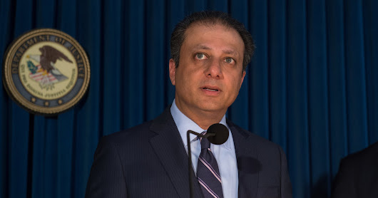 Preet Bharara joins Bob Corker in mocking Trump for threatening news networks