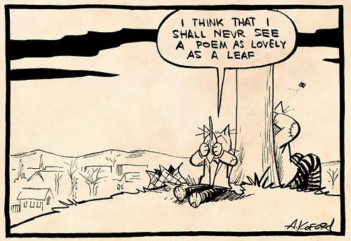 Laugh-Out-Loud Cats #2484 by Ape Lad