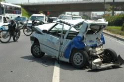 acidente BR