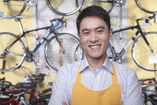 6 great jobs for bicycle lovers
