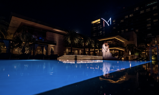 M Resort Spa Casio - Las Vegas Wedding Videographers