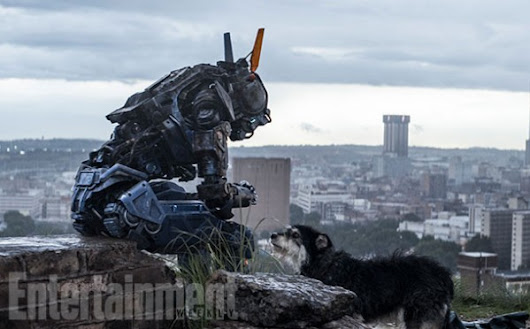 First Official Trailer and Images for Neill Blomkamp's Comedy Sci-Fi Chappie