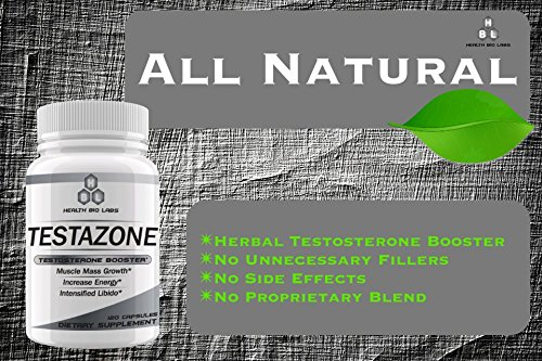 Testazone Review | The Best Low T Help Site