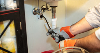 repair and cleaning drain