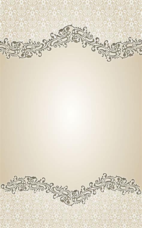Wedding Program Cover Template 4A