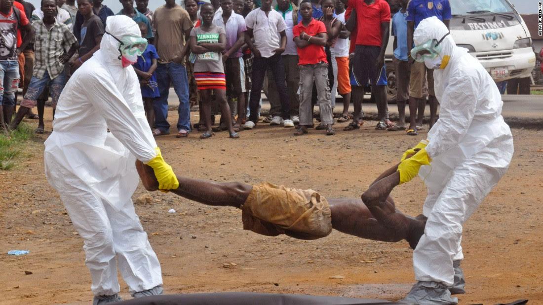 Sierra Leone Ebola Free, Says WHO