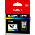 Canon Cl241xl Original Ink Cartridge - Inkjet - Cyan, Yellow, Magenta - 1 Each