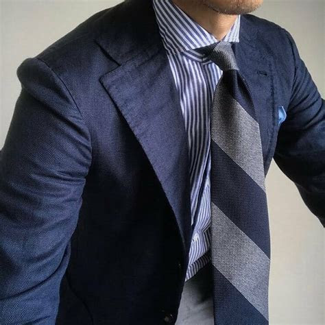 How to Wear Blue & Gray: A Classic Menswear Color