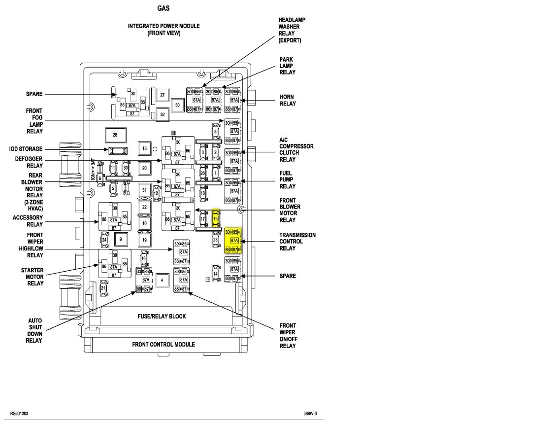 wiring diagram for touring caravan