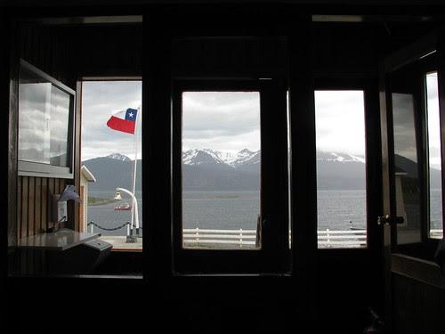 PW Port Captain view