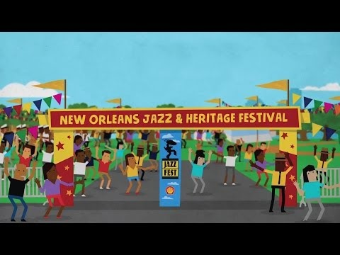 2017 New Orleans Jazz Fest performers