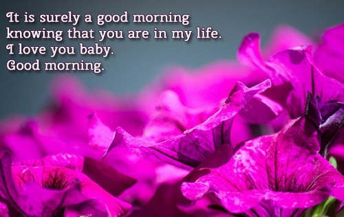 Most Romantic Good Morning Messages For Gf Gistrhymes
